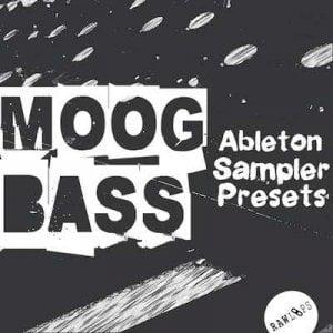 Raw Loops Moog Bass