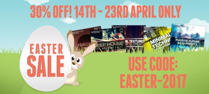Resonance Sound Easter Sale 2017