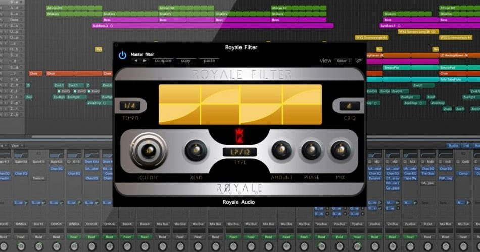 Royale Audio Royale Filter feat
