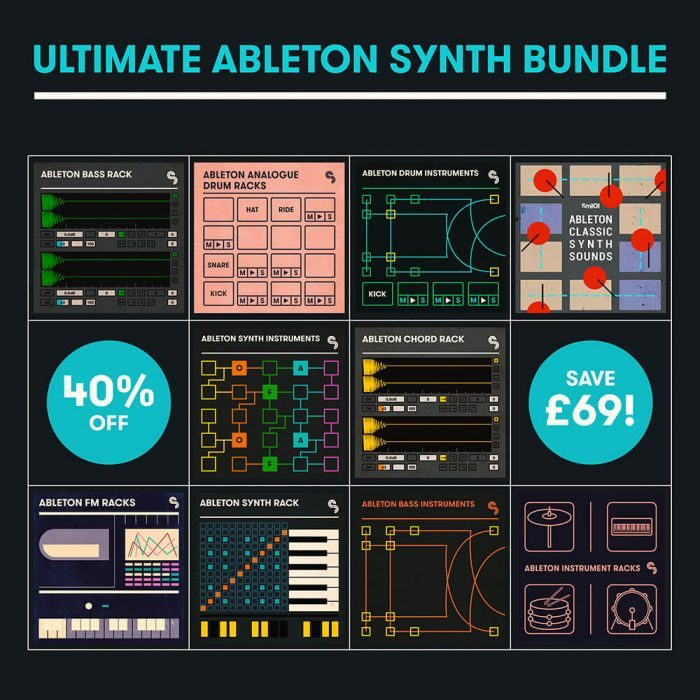 Sample Magic Ultimate Ableton Synth Collection