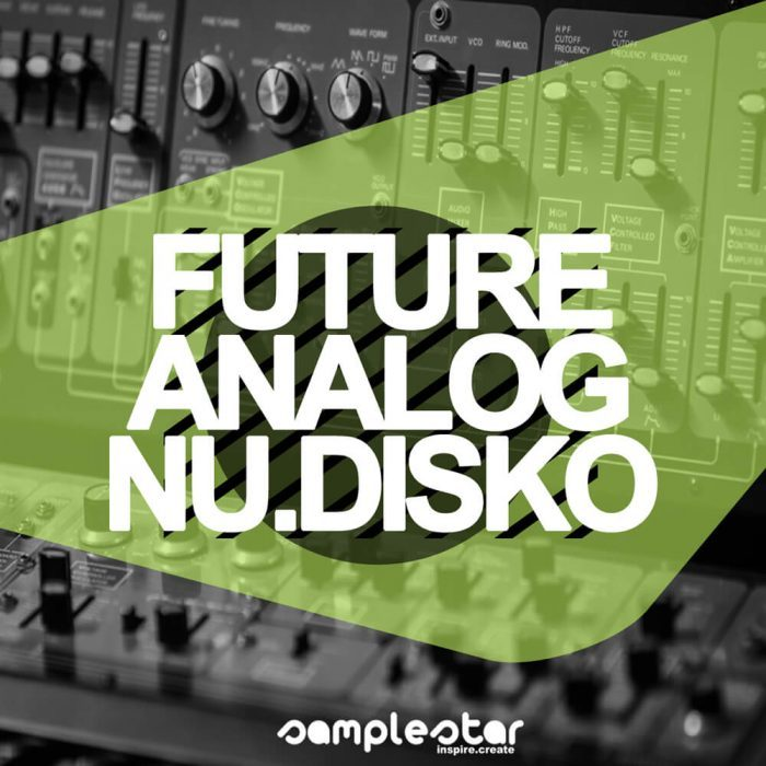 Samplestar Future Analog Nu Disko