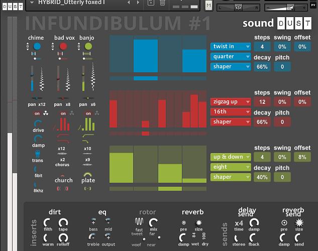 Sound Dust Infundibulum1