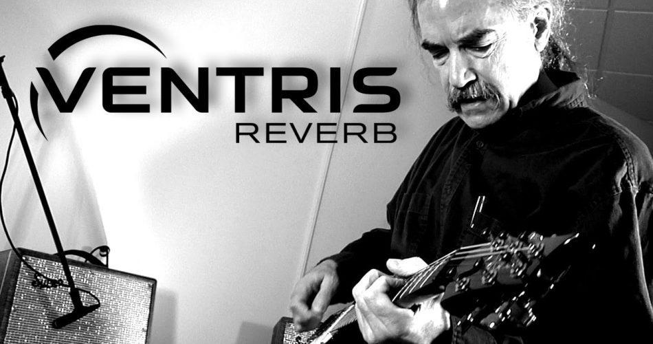 Source Audio Ventris Reverb feat