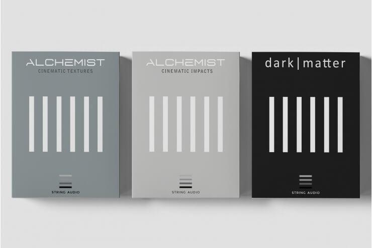 String Audio Alchemist & Dark Matter
