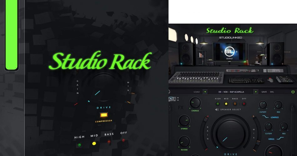 StudioLinked Studio Rack