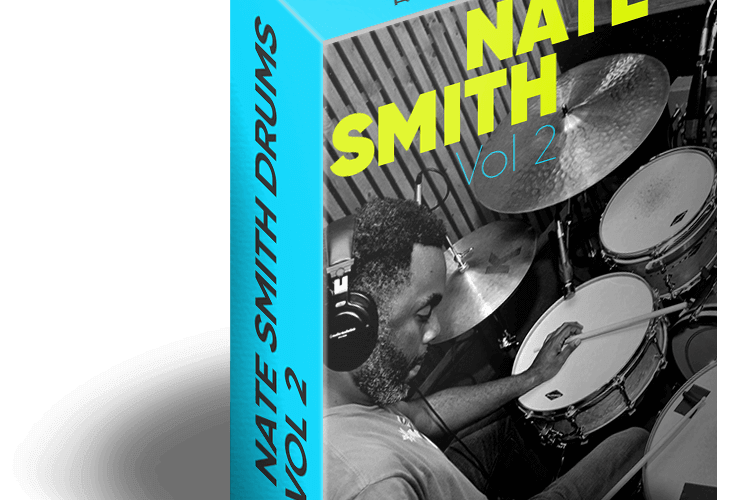 The Loop Loft Nate Smith Drums Vol 2