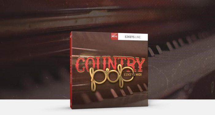 Toontrack Country Pop EZkeys MIDI