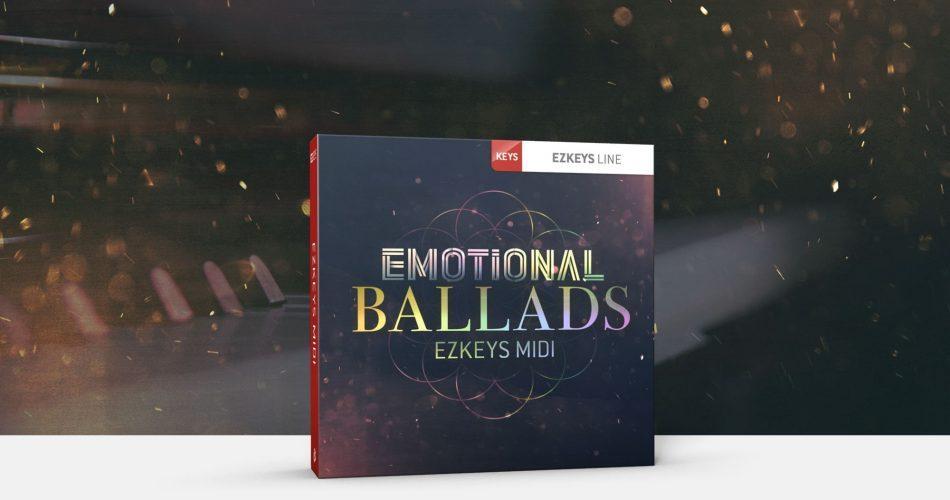 Toontrack Emotional Ballads EZkeys MIDI