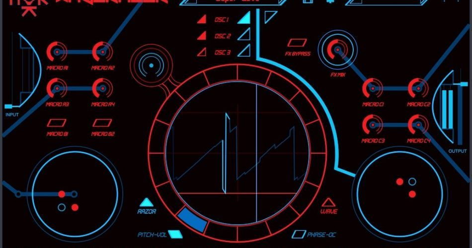 Tracktion MOK Waverazor