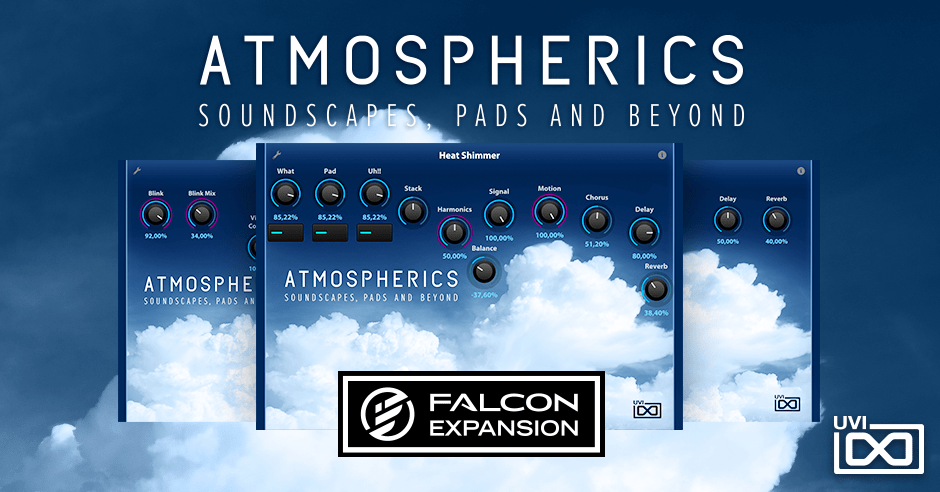 UVI Atmospherics for Falcon feat