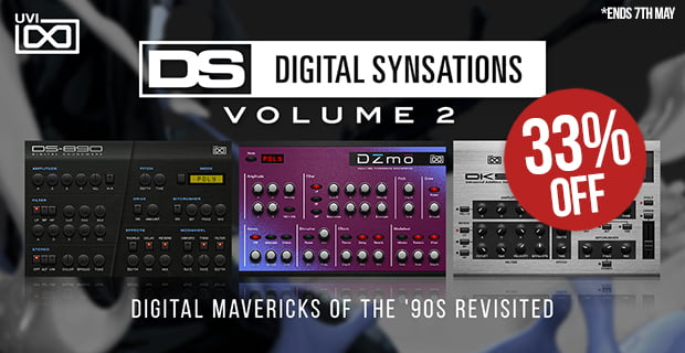 UVI Digital Synsations 2