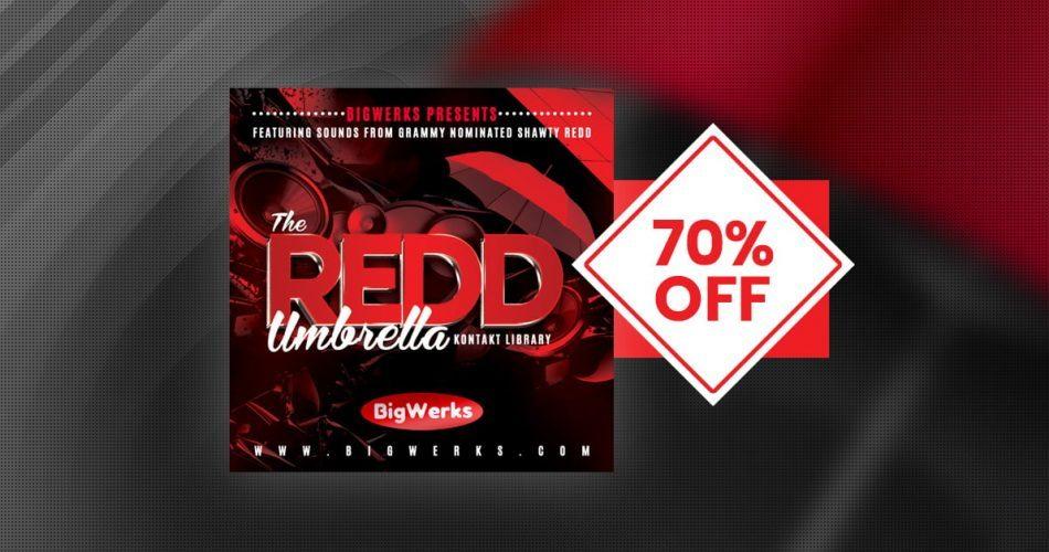 VST Buzz The Redd Umbrella