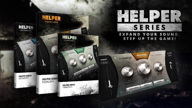 W.A. Production Helper Series