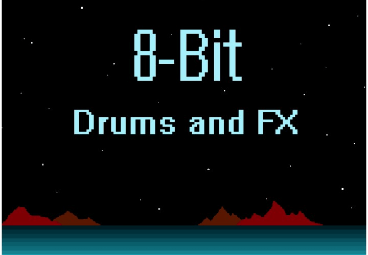 Xenos Soundworks 8 Bit Drums and FX