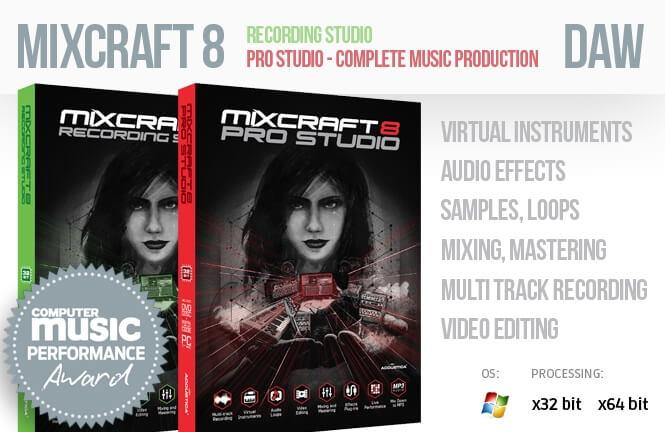 123creative Mixcraft8