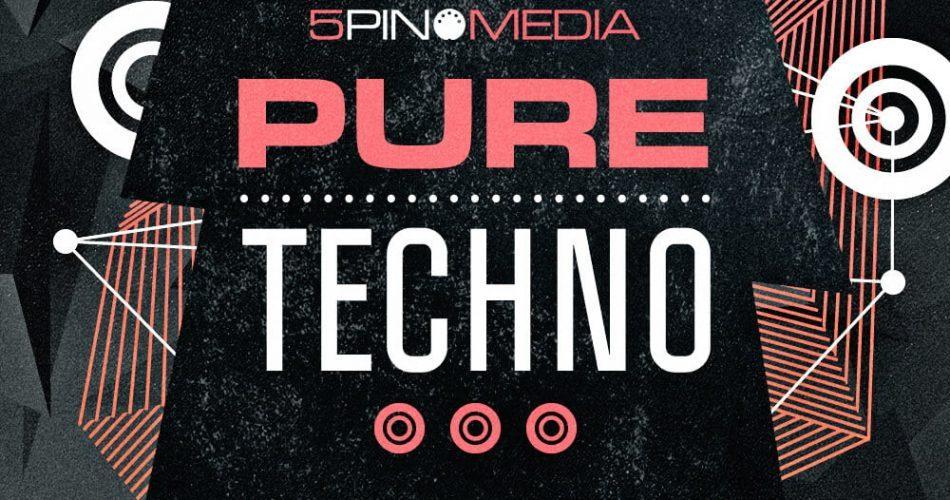 5Pin Media Pure Techno