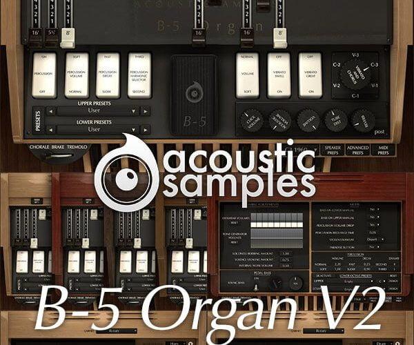 Acousticsamples B 5 Organ V2
