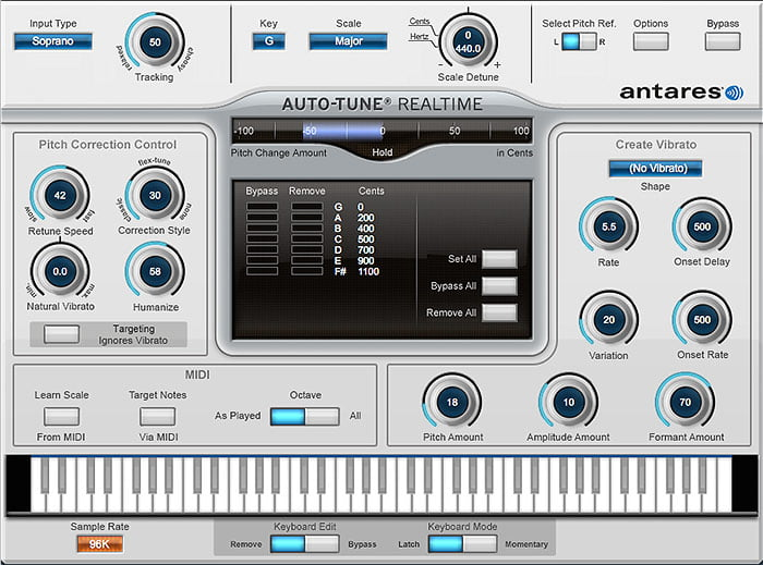 uad software v9 2 antares auto tune realtime ssl 4000 g bus compressor collection. Black Bedroom Furniture Sets. Home Design Ideas