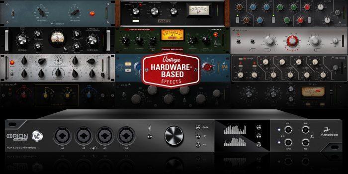Antelope Audio Orion Studio HD