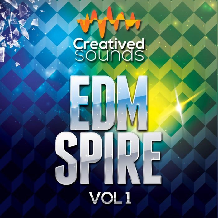 Creatived Sound EDM Spire Vol 1