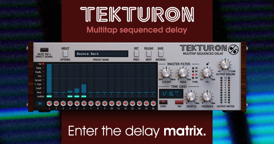 D16 Group Tekturon