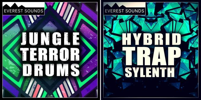 Everest Sounds Junble Terror Drums & Hybrid Trap Sylenth