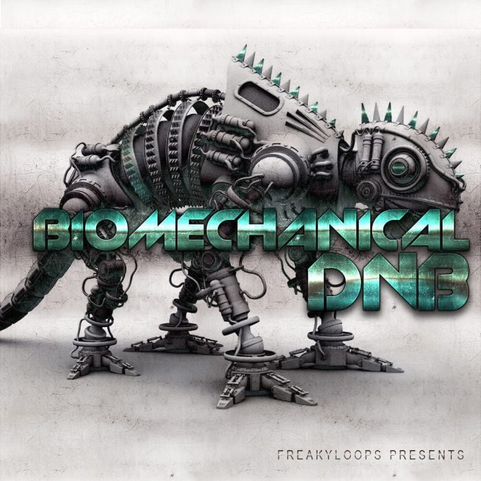 Freaky Loops Biomechanical DnB