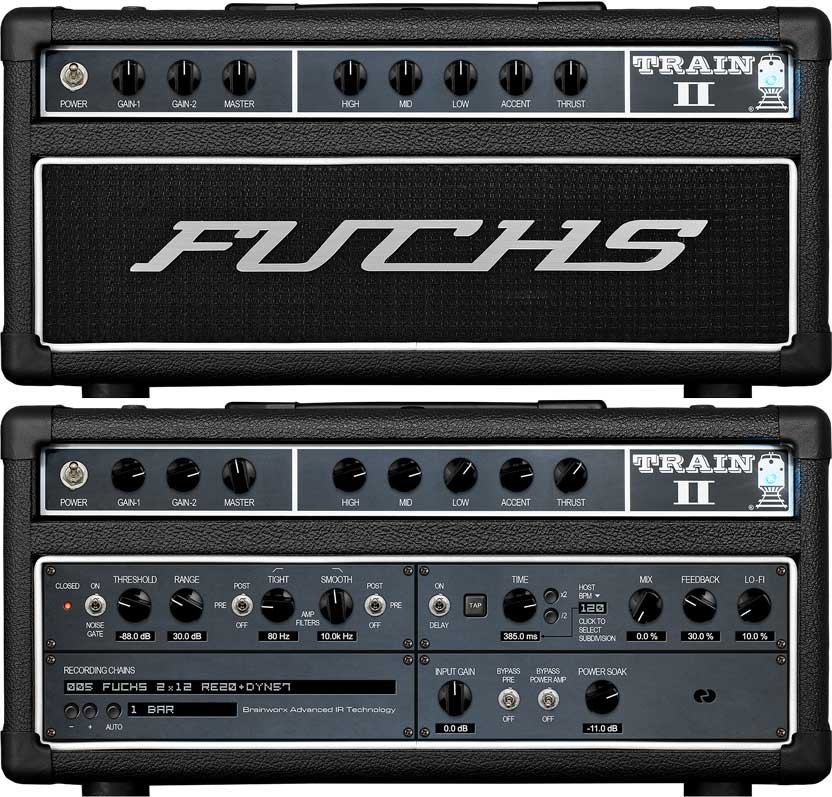 Fuchs Train II Amplifier