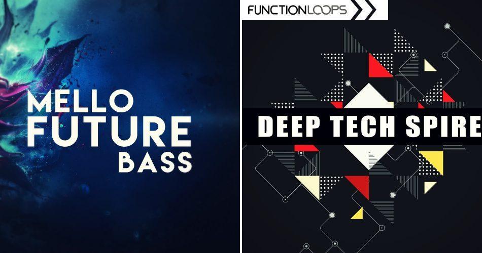 Function Loops Mello Future Bass & Deep Tech Spire