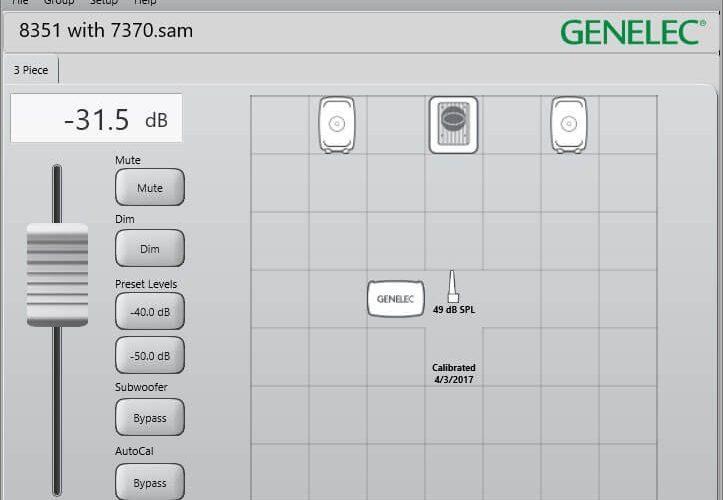Genelec GLM 2.2