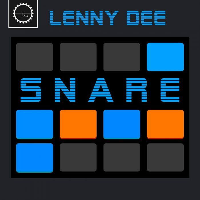 Industrial Strength Lenny Dee Snare