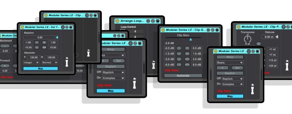 Isotonik Studios Modular Series LE