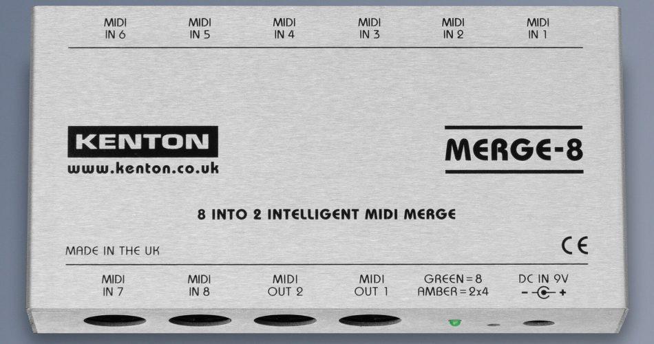 Kenton MERGE 8