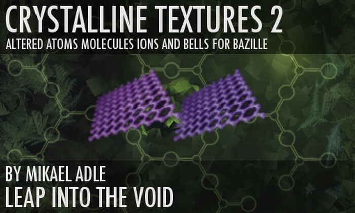 Leap Into The Void Crystalline Textures 2