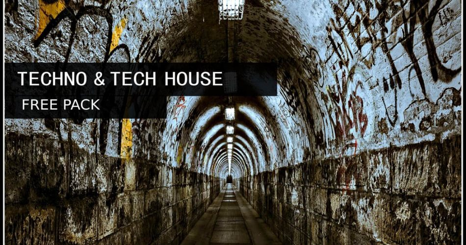 Loopersound Techno & Tech House Free Pack
