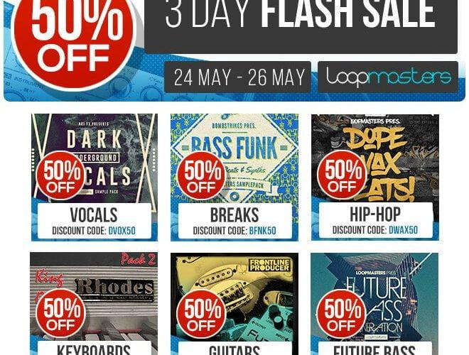 Loopmasters Flash Sale
