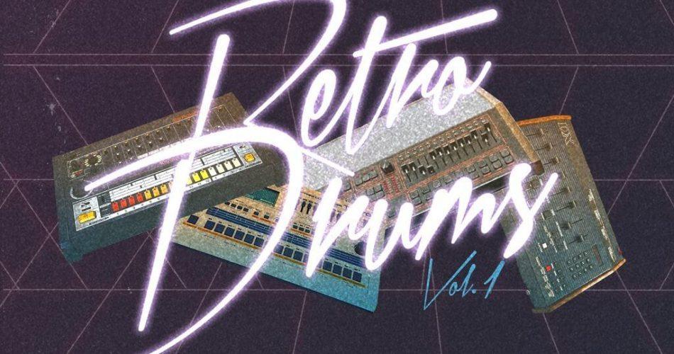 MSXII Sound Design Retro Drums Vol 1