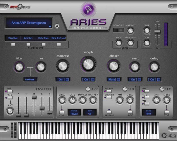 MVP Loops Aries