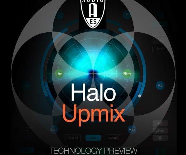 NUGEN Halo Upmix Ambisonic Output