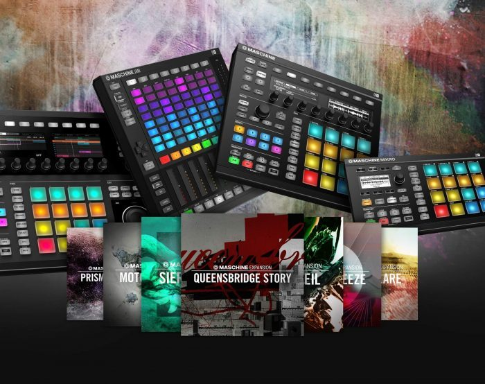 Native Instruments Maximum Maschine