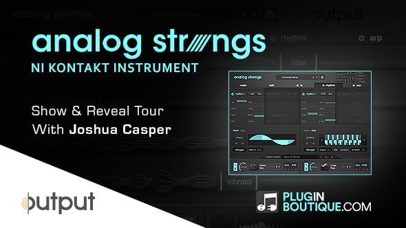 Output Analog Strings video