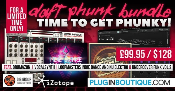 Plugin Boutique Daft Phunk Bundle