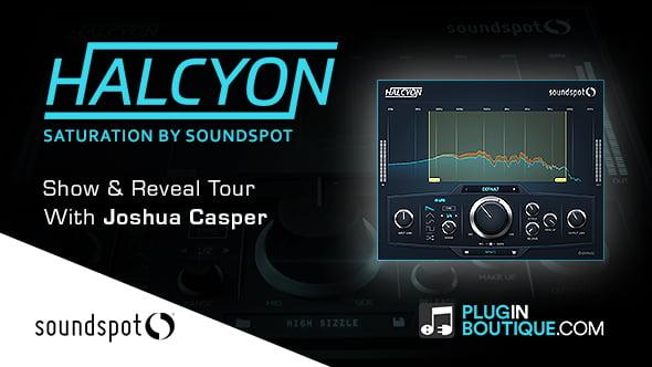 Plugin Boutique Halcyon show & reveal