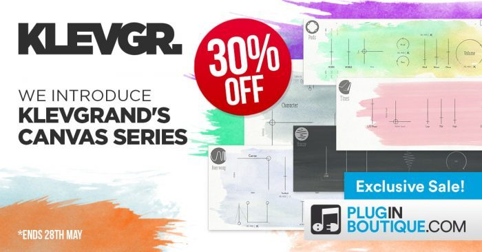 Plugin Boutique Klevgrand sale