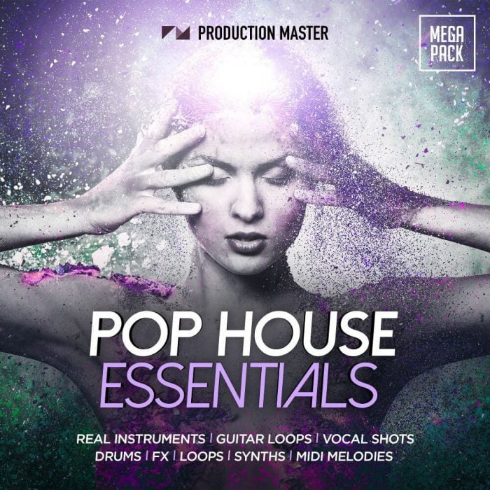 Production Master Pop House Essentials