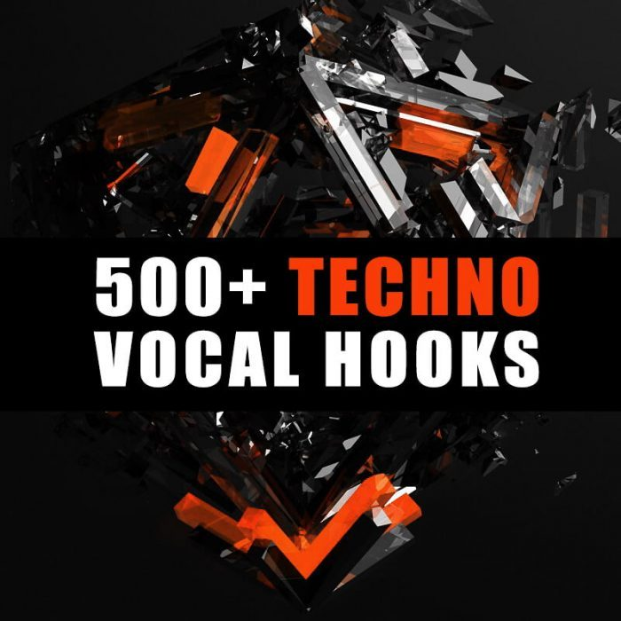 SHARP   Techno Vocal Hooks