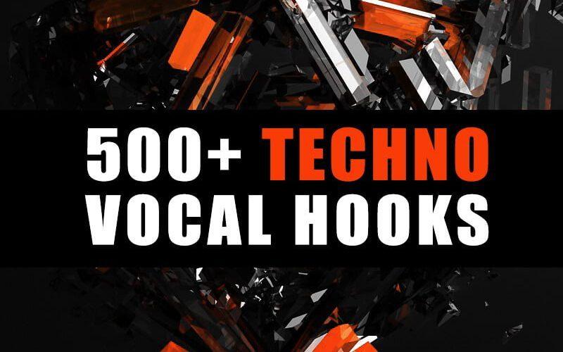 SHARP   Techno Vocal Hooks