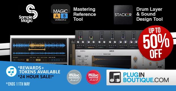 Sample Magic Stacker Magic AB  2 sale