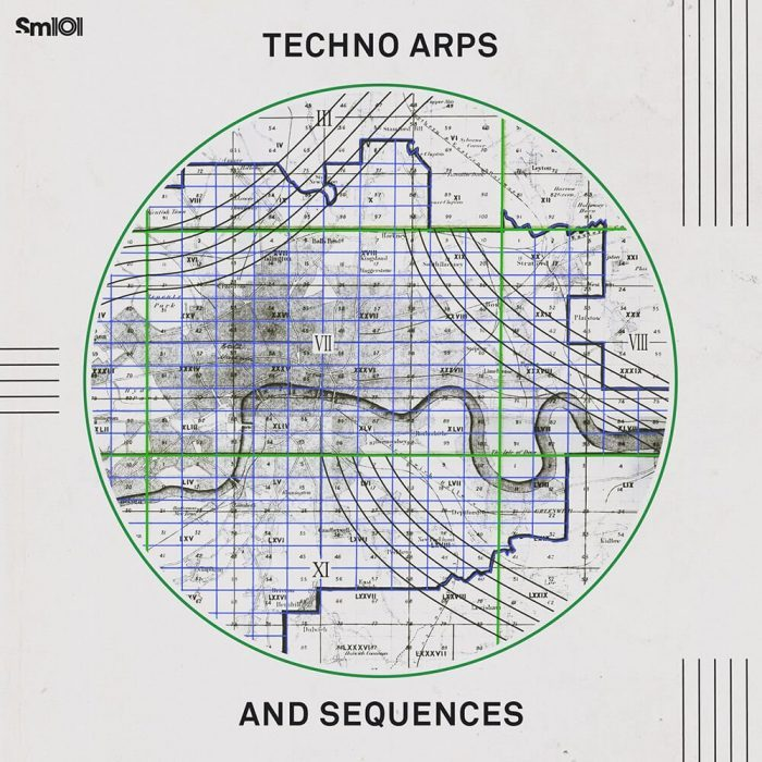 Sample Magic Techno Arps and Sequences