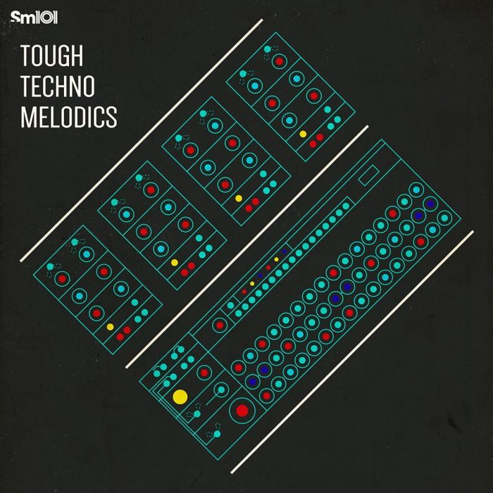 Sample Magic Tough Techno Melodics